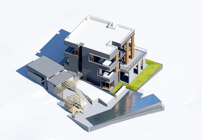 Y House - TANDEM design studio