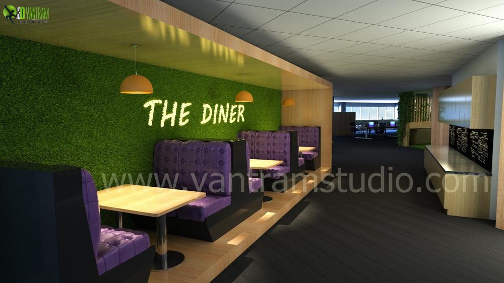 office interior design - 3d Interior Modeling